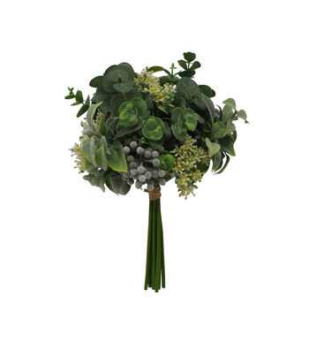 Fresh Picked Spring 12'' Greenery Bouquet