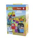 Super Blocks Farm Set, 27 Pieces