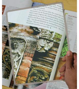 Rigid Page Magnifier