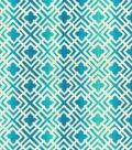 P/K Lifestyles Upholstery Fabric 54\u0022-Work Of Art Turquoise