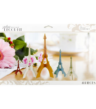 Jolee's Boutique Parisian 3d Eiffel Tower Kit