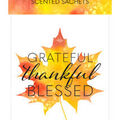 Expressive Scent Scented Sachets-Grateful, Thankful, Blessed on Leaf