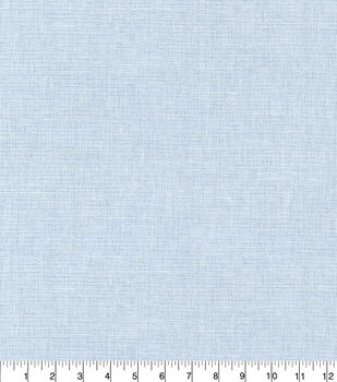 Kelly Ripa Home Raffia Upholstery Fabric 55''-Light Blue