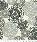 Home Decor 8\u0022x8\u0022 Fabric Swatch-Waverly Rare Jewels Noir