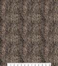 Novelty Cotton Fabric-Bark