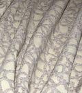 Kelly Ripa Home Upholstery Fabric 54\u0027\u0027-Oyster Behind The Scene