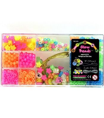 Large Glow Bead Box