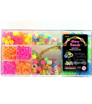 Large Glow Bead Box