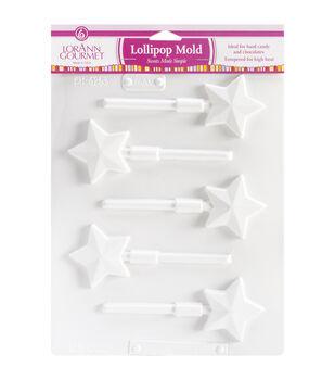 Stars     -Plastic Sheet Mold