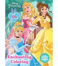Parragon Disney Princess Enchanting Coloring Activity Book