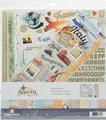 Paper House Paper Crafting Kit 12\u0022X12\u0022-Italy