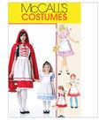 McCall\u0027s Pattern M6187-Misses\u0027/Children\u0027s/Girls\u0027 Storybook Costumes