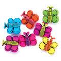 Favorite Findings Buttons-Butterfly Dreams 6/Pkg