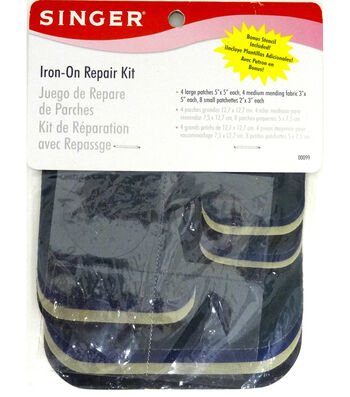 Iron-on Repair Kit