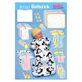 Butterick Pattern B5583 Infants\u0027 Casual Outfits-Size L-XL