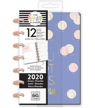 The Happy Planner Mini 2020 Dated Planner-Modern Mom
