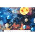 Snuggle Flannel Fabric -Solar System