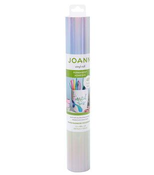 "Joann Vinyl 12""x48"" Holographic Roll"