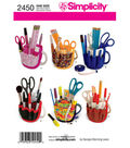 Simplicity Pattern 2450OS One Size -Simplicity Crafts