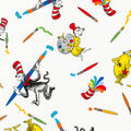 Dr. Seuss Cotton Fabric-Express Yourself