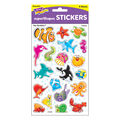 Sea Buddies superShapes Stickers-Large 112 Packs
