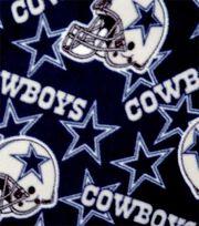 Dallas Cowboys Fleece Fabric -Tossed, , hi-res