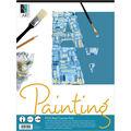 Art Alternatives Canvas Pad 9\u0022X12\u0022-10 sheets