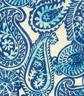 Tommy Bahama Outdoor Print Fabric 54\u0027\u0027-Lake Paisley Enclave