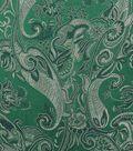 Cosplay by Yaya Han Brocade Fabric 58\u0022-Emerald
