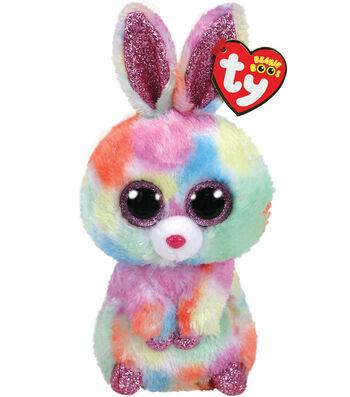 Ty Beanie Boos Regular Bloomy Bunny-Pastel
