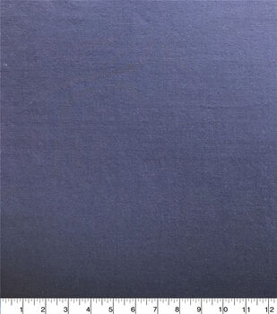 Solid Summer Ponte Knit Fabric-Eclipse