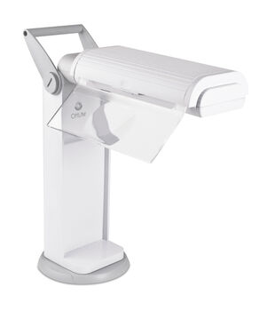 13w Task With Magnifier White
