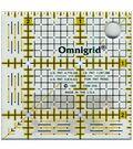 Omnigrid Quilting Grid Ruler 2.5\u0022X2.5\u0022