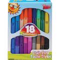 Stain Pens 18/Pkg-Bold