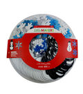 Little Makers Winter Holiday Foam Platter