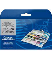 Winsor & Newton Cotman Watercolor Pocket Set, , hi-res