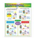Electrical Circuits Learning Chart 17\u0022x22\u0022 6pk