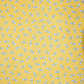 Premium Cotton Fabric-Yellow Remi Dragonflies