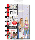Mini Happy Planner x Rongrong Brave & Beautiful-12 Months (2019-2020)