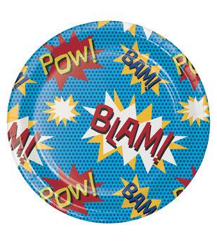 8ct Large Paper Plate-Hero