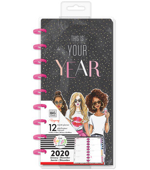Happy Planner x Rongrong Skinny Classic 2020 Planner-This Is Your Year