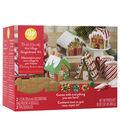 Wilton Build It Yourself Mini Village Gingerbread House Decorating Kit