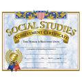 Hayes Social Studies Achievement Certificate, 30 Per Pack, 6 Packs