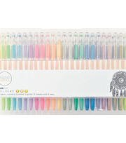 KaiserColour Gel Pens-Pastel, Glitter, Metallic & Neon; 12ea, , hi-res