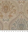Home Decor 8\u0022x8\u0022 Fabric Swatch-P/K Lifestyles Wordly Ways Driftwood