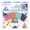 American Crafts Shimelle Head in the Clouds Project Pad