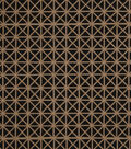 Home Decor 8\u0022x8\u0022 Fabric Swatch-Jaclyn Smith Tasty Licorice
