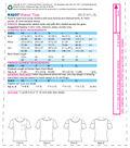 Kwik Sew Pattern K4207 Misses\u0027 Tops with Cold-Shoulder-Size XS-S-M-L-XL