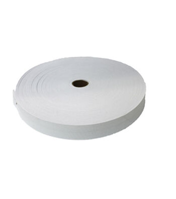 "Pellon 1 1/4"" x 50yd Roll Knit Elastic- White"
