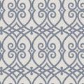 Jaclyn Smith Multi-Purpose Decor Fabric 54\u0022-Gatework Rot/Indigo